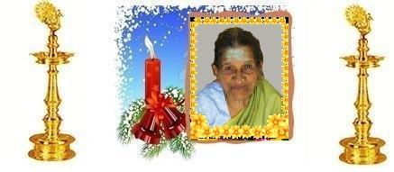 திருமதி செல்லத்துரை பாக்கியம்
